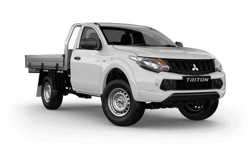 GLX Single Cab Chassis 4WD
