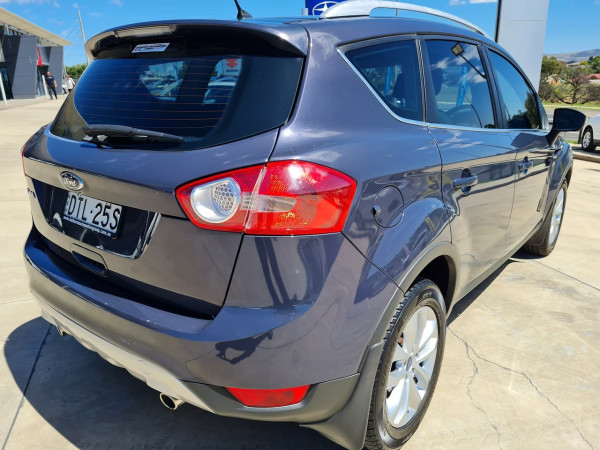2012 Ford Kuga TE Turbo Trend Wagon
