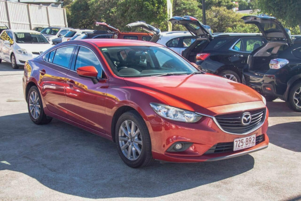 2013 Mazda 6 6C Sport Sedan Image 5