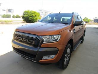 2015 Ford Ranger PX MKII WILDTRAK Utility