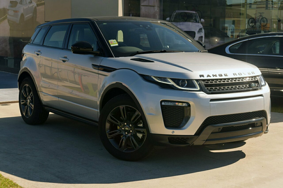 2018 MY19 Land Rover Range Rover Evoque L538 MY19 TD4 Suv Mobile Image 1