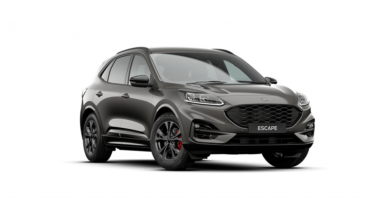 2020 MY21.25 Ford Escape ZH ST-Line Suv Image 1