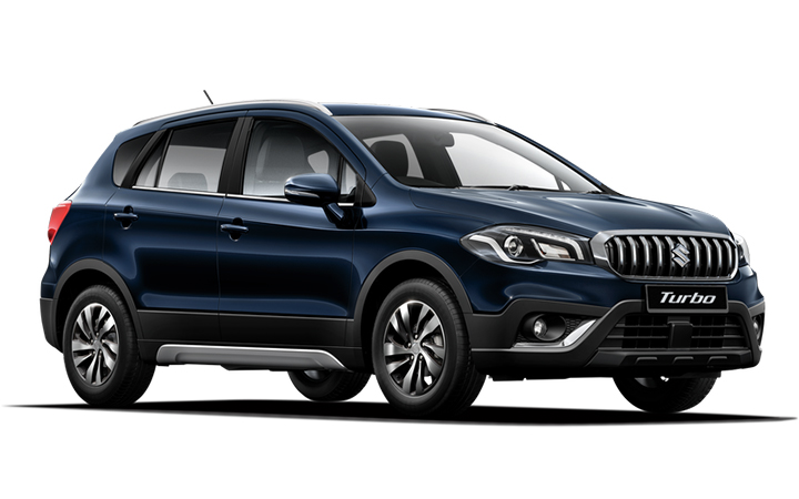 2019 MY17 Suzuki S-Cross JY GLX Turbo Hatchback