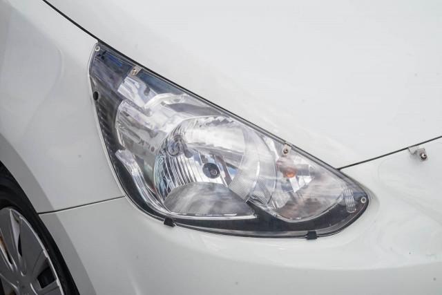 2015 Mitsubishi Mirage LA MY15 ES Hatchback Image 18
