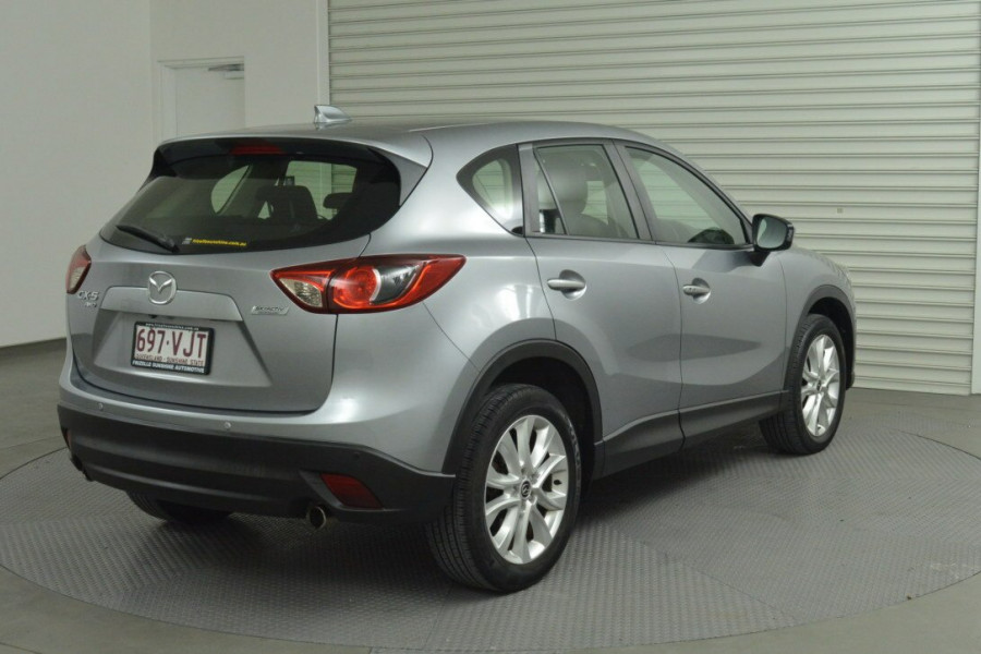 2013 Mazda Cx-5 KE1031 MY13 Grand Touring Suv Mobile Image 9