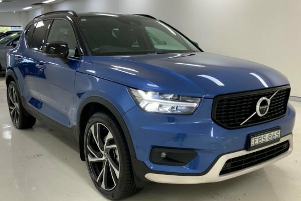 2019 Volvo XC40 536 MY19 T5 R-Design (AWD) Suv Image 3