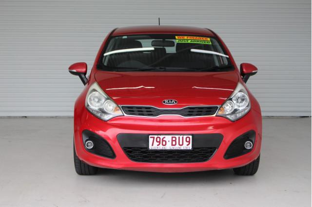 2013 Kia Rio UB MY13 SI Hatchback Image 3