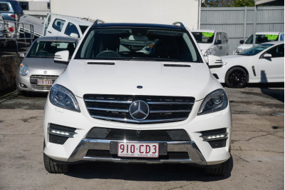 2014 Mercedes-Benz M-class W166 ML500 Wagon Image 3