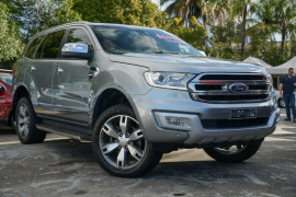 Ford Everest Titanium UA 2018.00MY