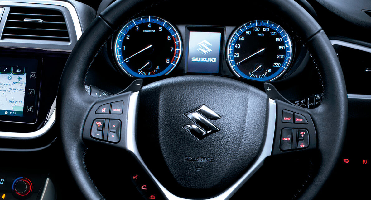 Shift gears seamlessly