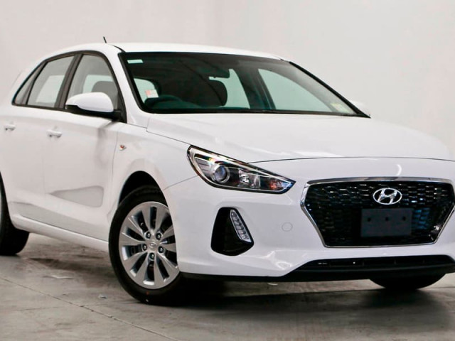 2019 MY18 Hyundai i30 PD Go Hatchback