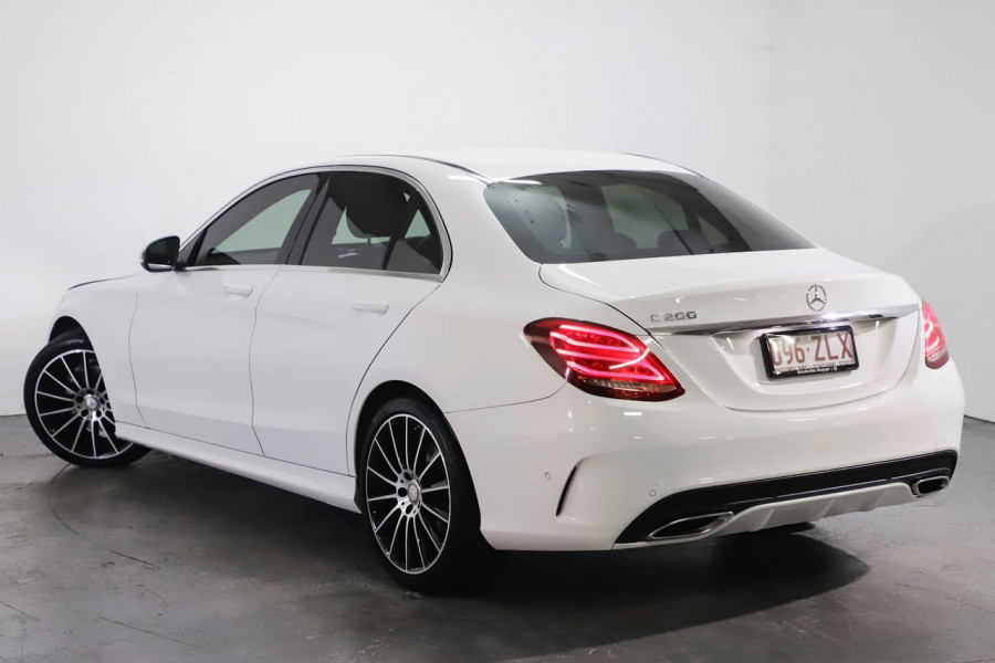 2017 Mercedes-Benz C-class C200