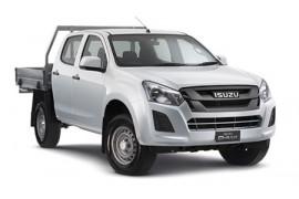 Isuzu UTE D-MAX 4x4 SX Crew Cab Chassis