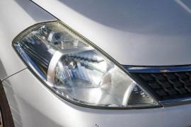 2012 Nissan Tiida C11 S4 ST Hatchback