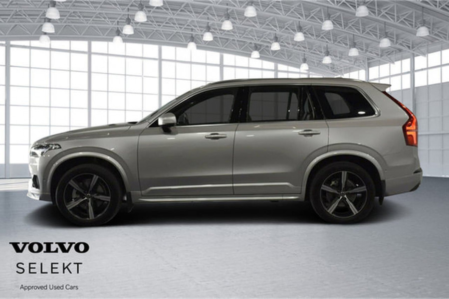 2018 MY19 Volvo XC90 L Series D5 R-Design Suv Mobile Image 6
