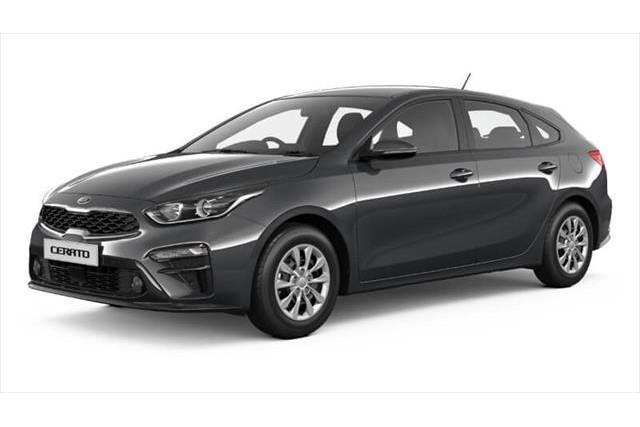 2019 Kia Cerato Hatch BD S Hatchback