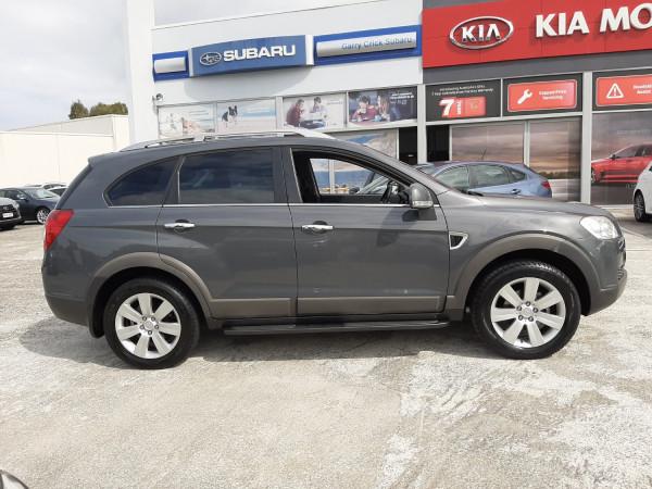 2010 Holden Captiva CG  LX Suv
