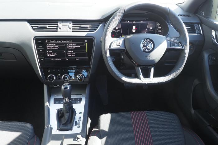 2019 MY0  Skoda Octavia NE Sport Sedan Sedan