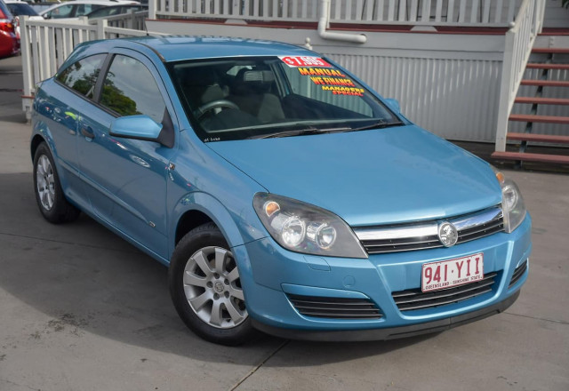 2005 Holden Astra AH MY06 CD Coupe