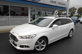 Ford Mondeo TREND MD 2017.50MY