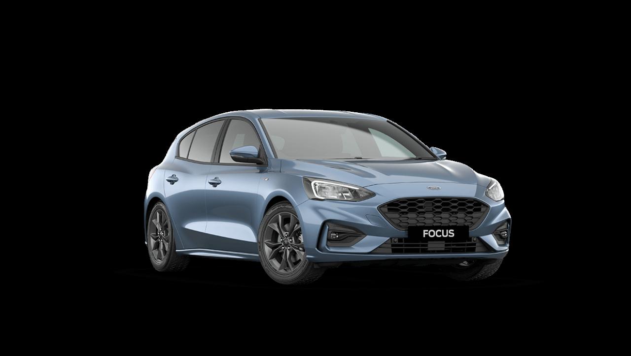 2021 Ford Focus SA ST-Line Hatchback Image 1