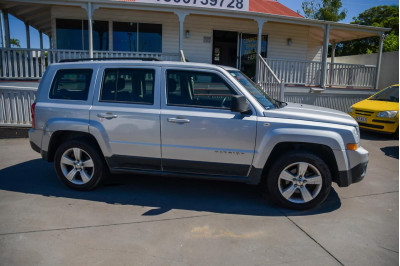 2013 Jeep Patriot MK MY13 Sport Wagon Image 5