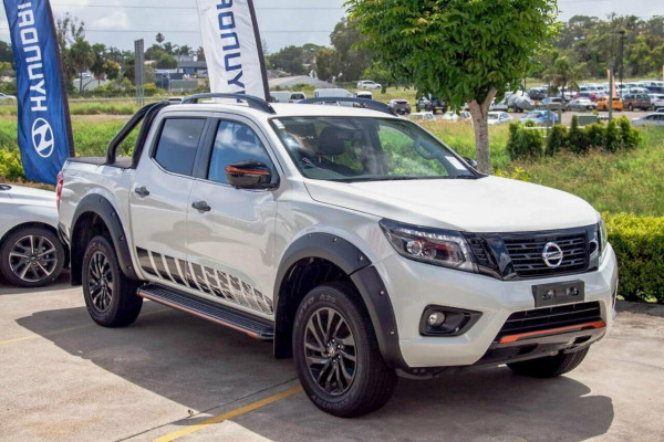 2019 Nissan Navara D23 Series 4 MY19 N-Trek Special Edition (4x4) Dual cab pick-up Image 5