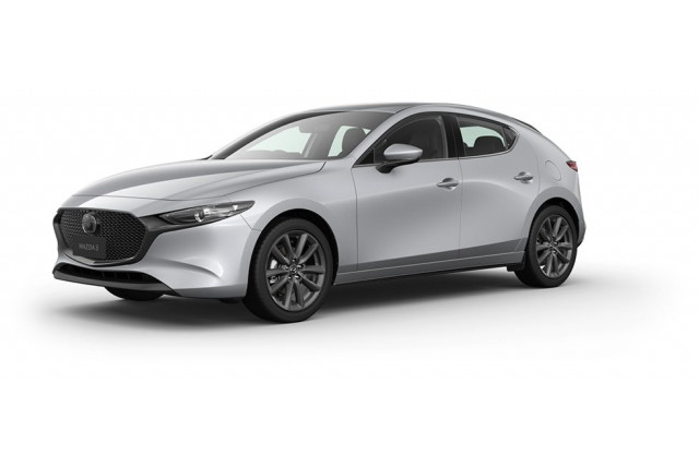 2020 Mazda 3 BP G25 GT Hatch Hatchback
