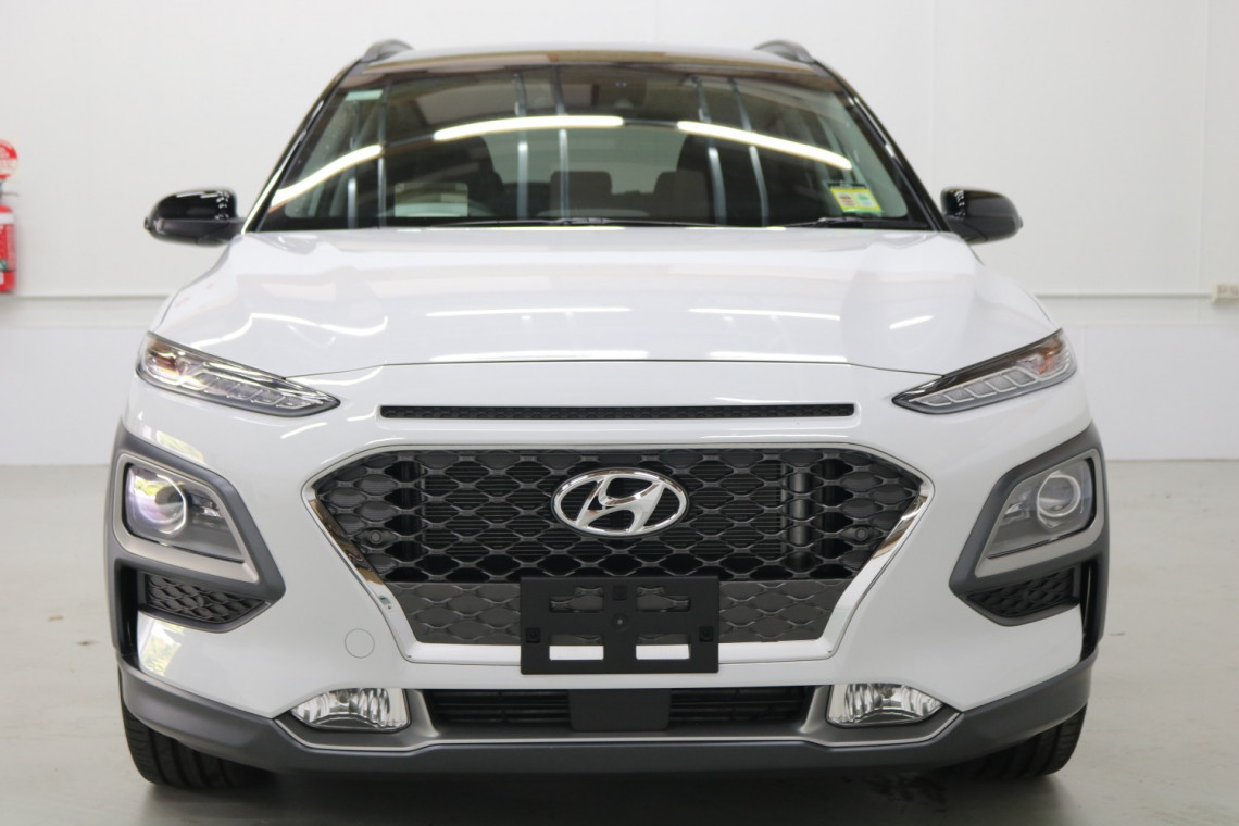 2020 Hyundai Kona OS.3 Highlander Suv Image 4