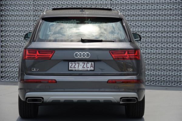 2018 Audi Q7 4M MY18 TDI Suv Image 4