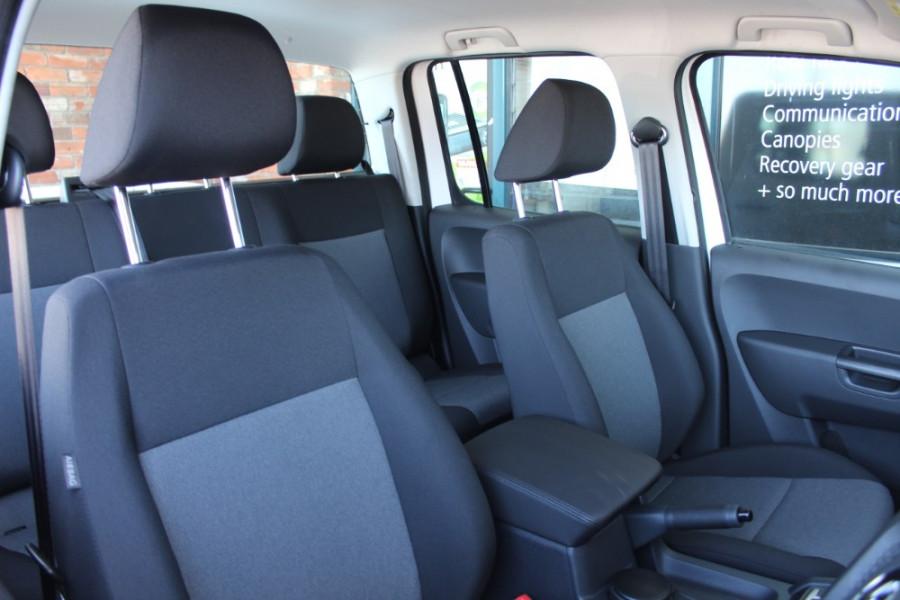 2019 Volkswagen Amarok 2H Core Dual Cab 4x4 Double cab Image 8