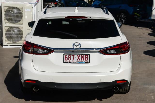 2017 Mazda 6 GL1031 Touring Wagon Image 4