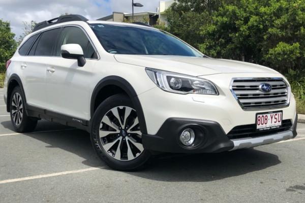 Subaru Outback 2.0D B6