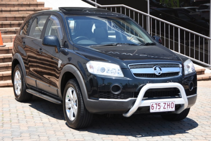 2009 MY09.5 Holden Captiva CG MY09.5 SX Suv