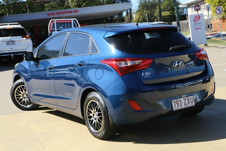 2013 MY14 Hyundai i30 GD2 MY14 Trophy Hatchback