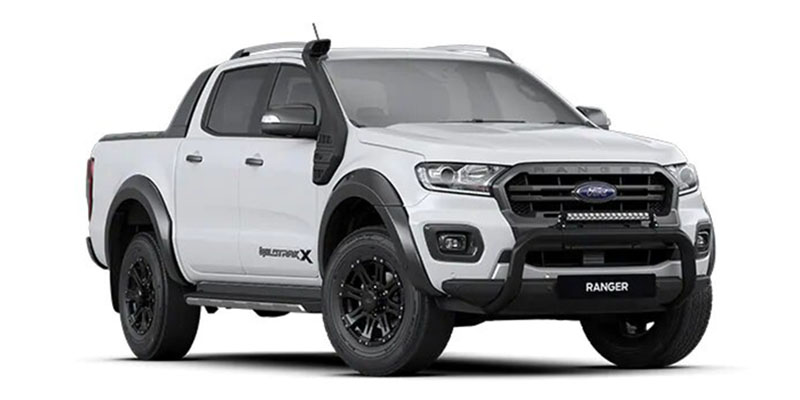 4x4 Wildtrak X Double Cab Pick-up