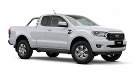 2020 MY21.25 Ford Ranger PX MkIII XLT Super Cab Utility image 2