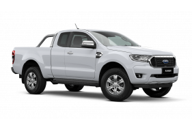 2021 MY21.25 Ford Ranger PX MkIII XLT Super Cab Utility Image 2
