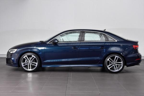 2020 Audi A3 35 S-line Plus Ed 1.4L TFSI 110kW Sedan