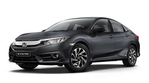 2018 Honda Civic Sedan 10th Gen VTi-S Sedan