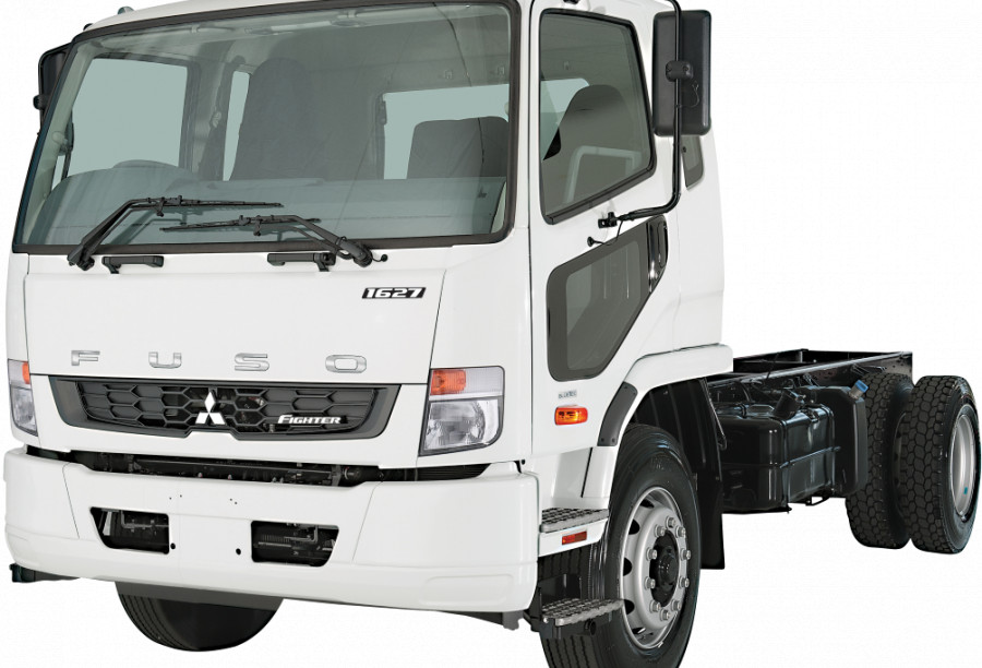 2021 MY20 Fuso FM65FH2RFAH Fighter cab chassis Cab chassis