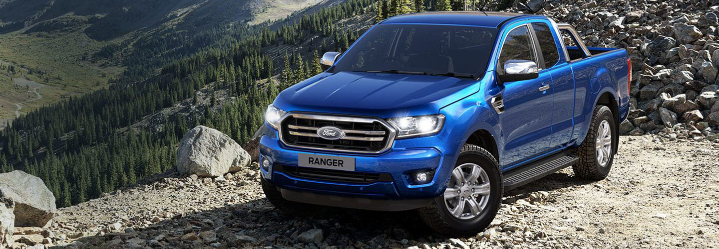 New Ford Ranger for sale in Shepparton - Darryl Twitt Ford