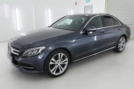 2014 Mercedes-Benz C Class W205 C250 BlueTEC Sedan Image 3