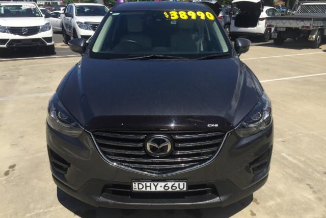 2016 Mazda CX-5 KE Series 2 Akera Awd wagon Image 2