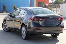 2017 Mazda 3 BN Series SP25 GT Sedan Sedan