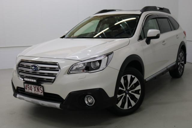 2016 MY17 Subaru Outback 5GEN 3.6R Suv