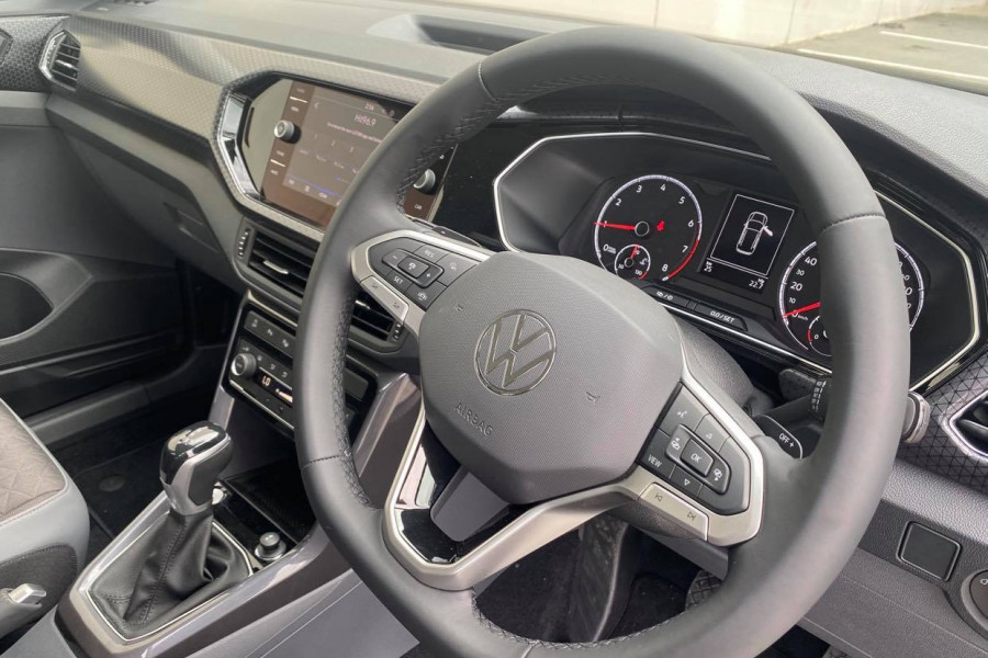 2021 Volkswagen T-Cross C1 85TSI Style Wagon Image 16
