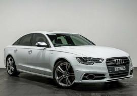 Audi S6 S tronic quattro 4G MY14