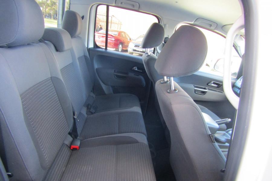 2016 Volkswagen Amarok 2H Dual Cab Highline Dual cab Image 15