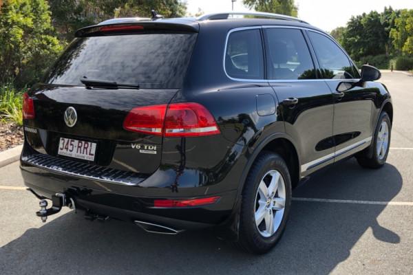 2011 Volkswagen Touareg 7P 150TDI Suv
